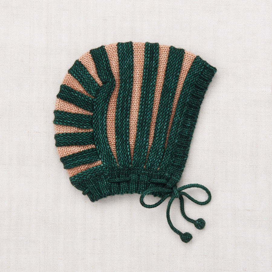 Accordion Pleat Bonnet