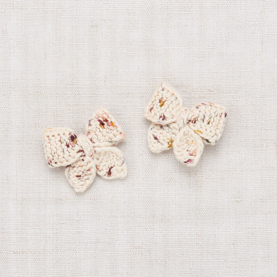 Baby Puff Bow Set - Pixie Confetti