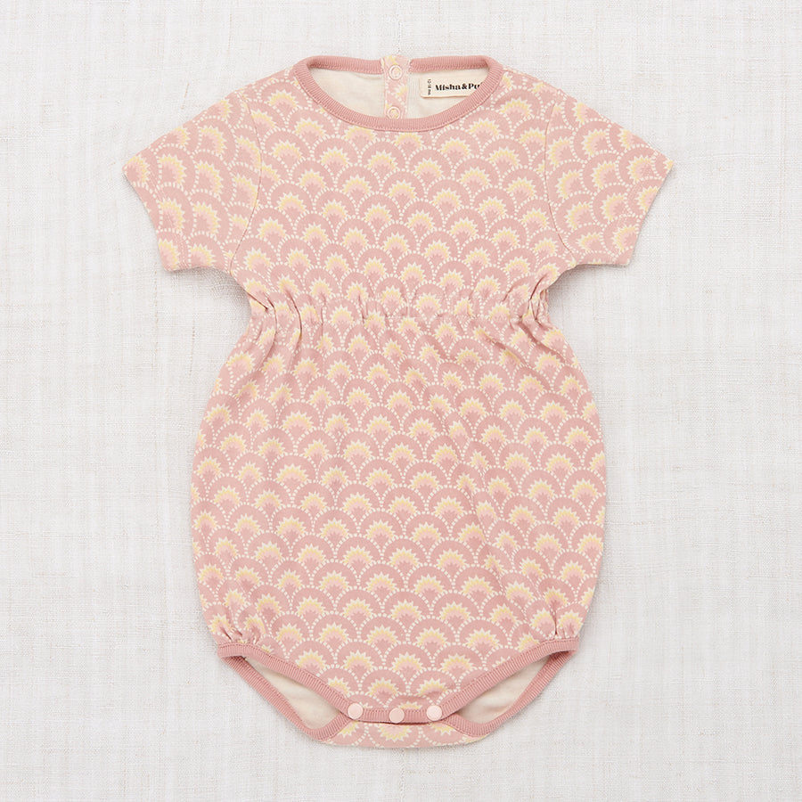 Art Deco Balloon Romper