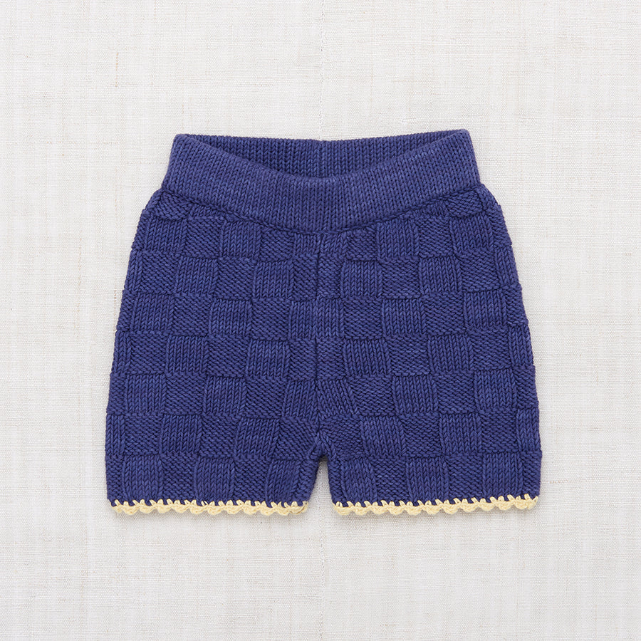 Basketweave Shorts