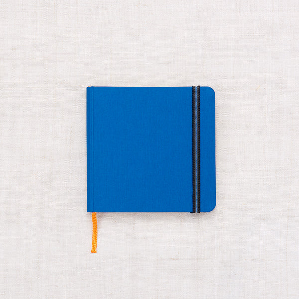 Blue Drawing Notebook