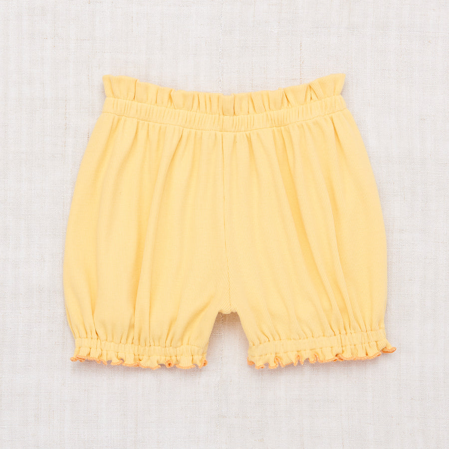 Bubble Shorts - Butter