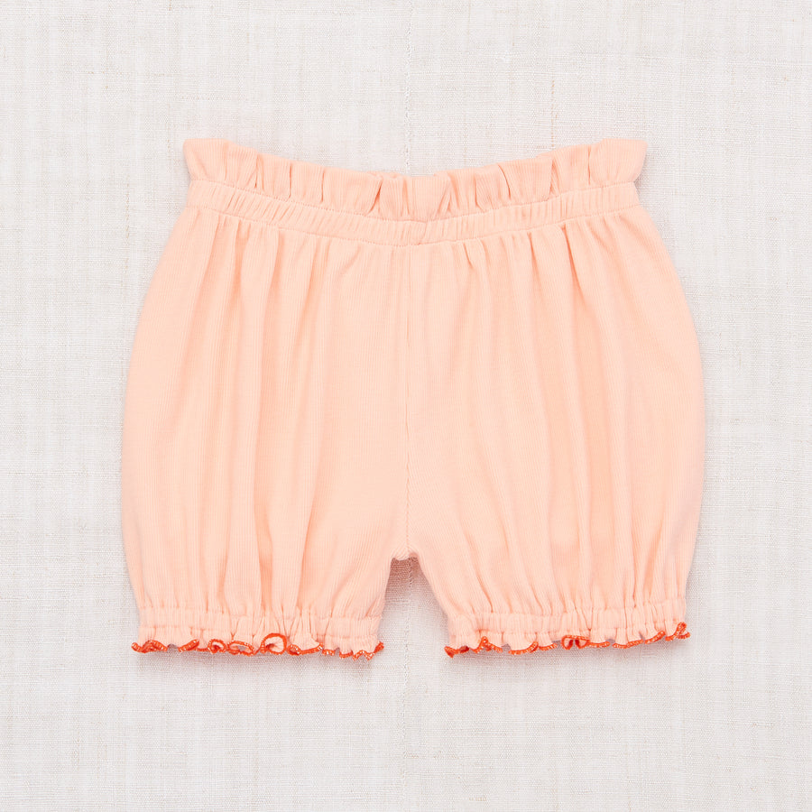 Bubble Shorts - Petal