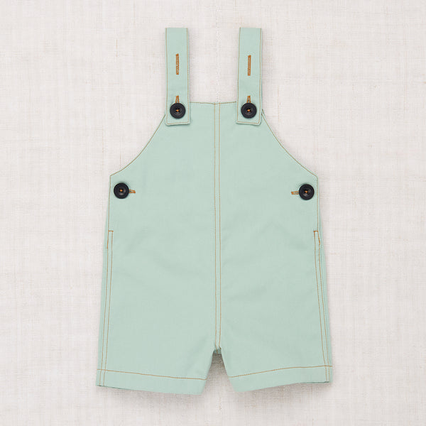 Canvas Short Overall