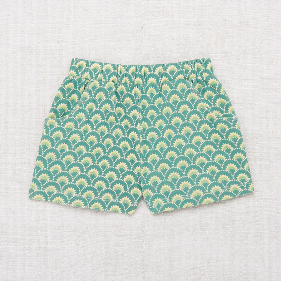 Art Deco Cycling Shorts