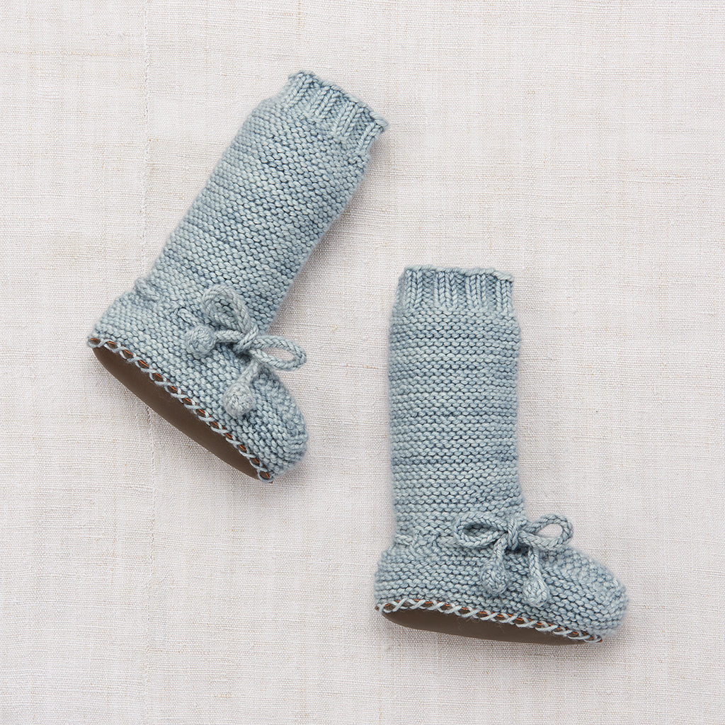 Layette Tall Day Hike Booties – Misha and Puff