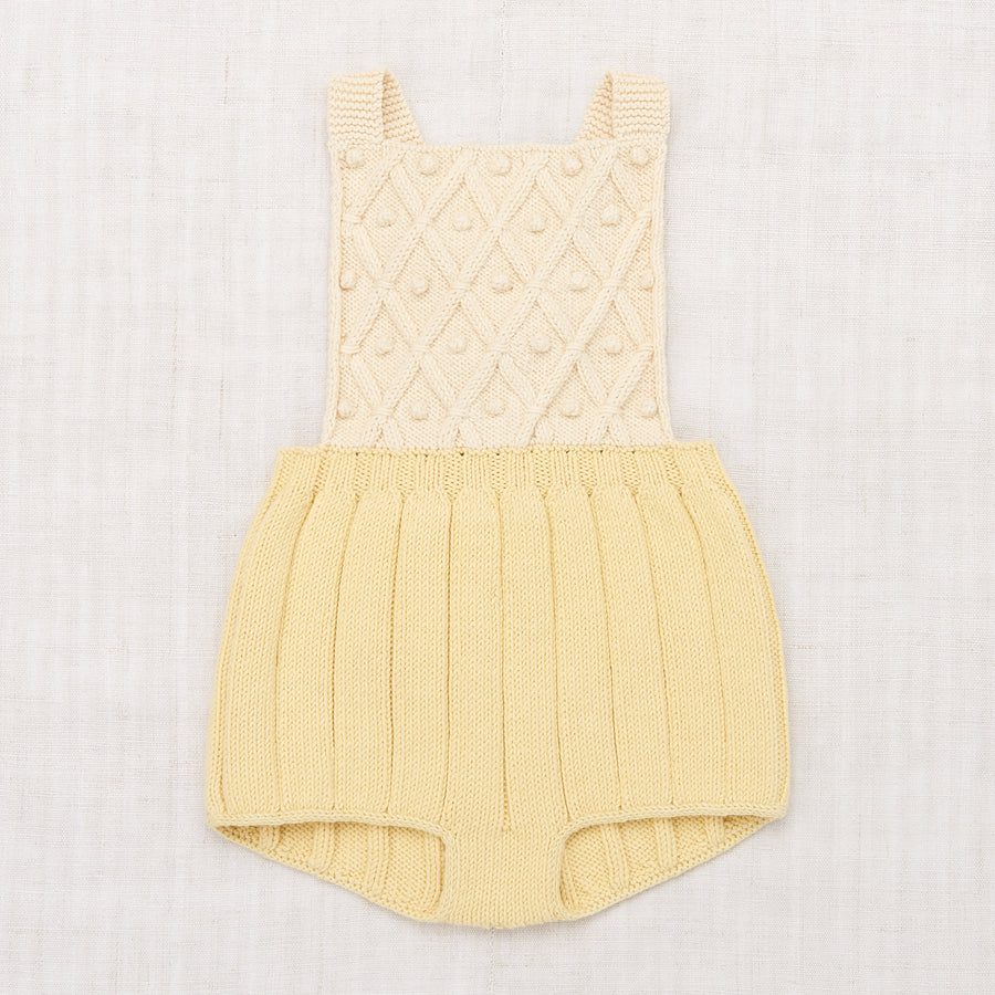 Diamond Popcorn Eleanor Sunsuit
