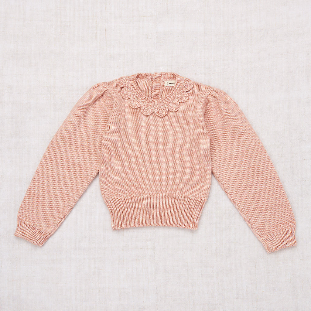 Ellie Pullover - Faded Rose