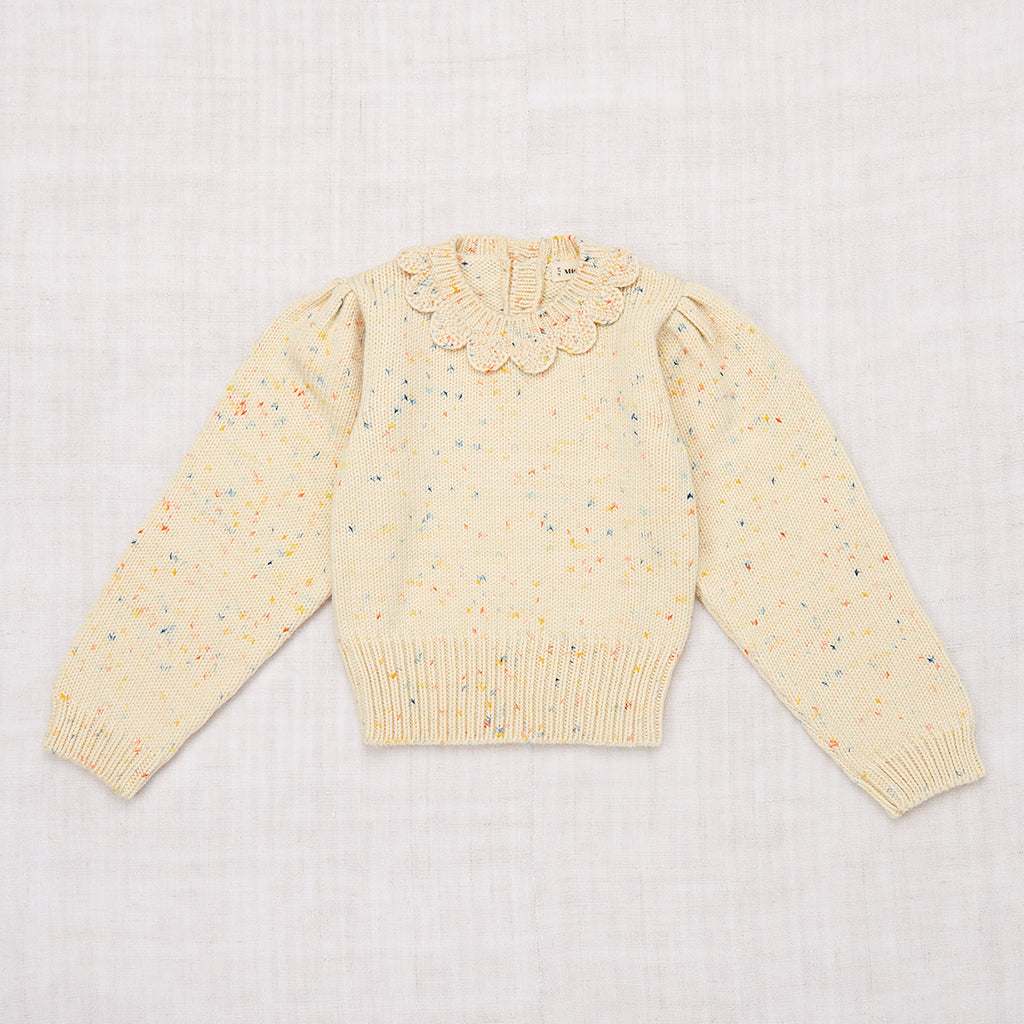 Ellie Pullover - Primary Color Confetti