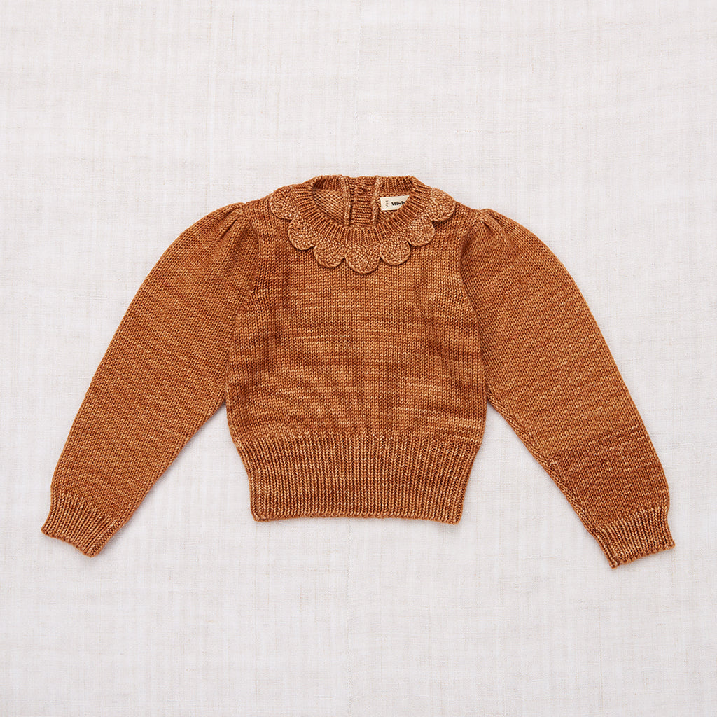 Ellie Pullover - Rose Gold