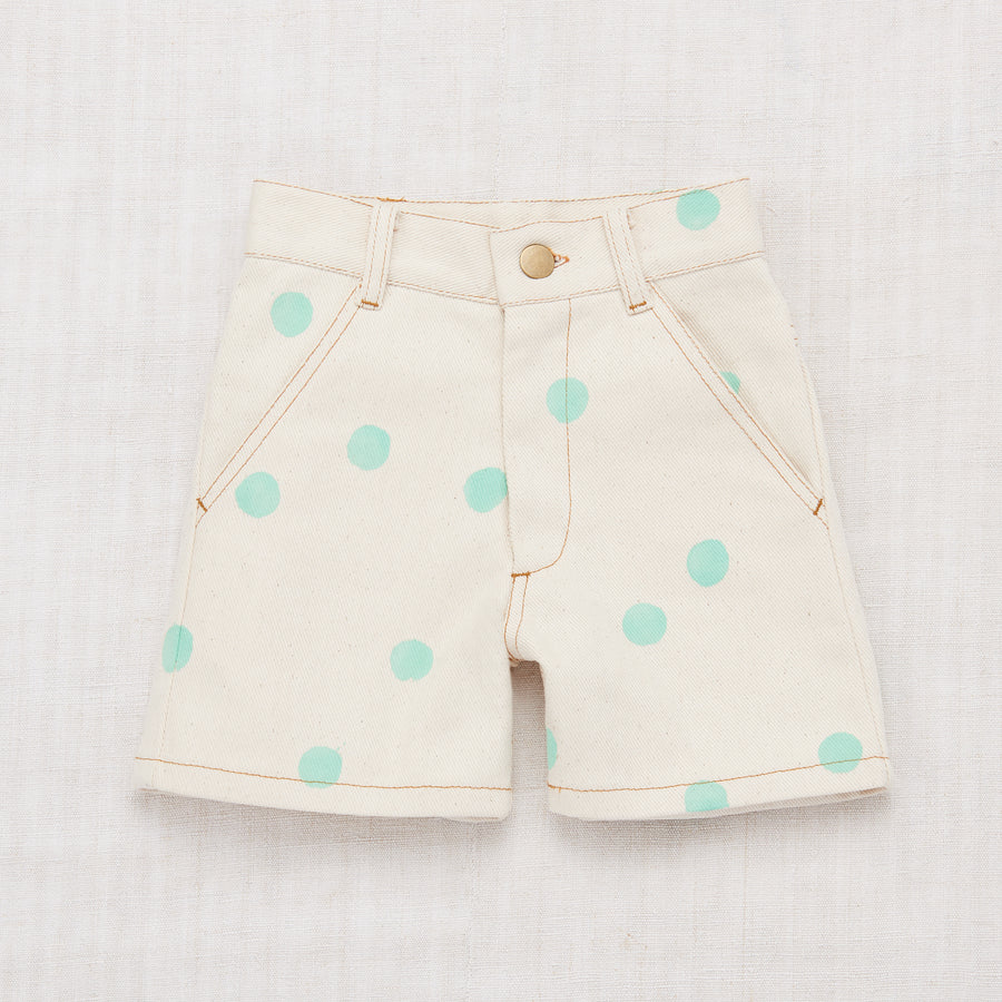 One Pocket Short - Natural/Mint
