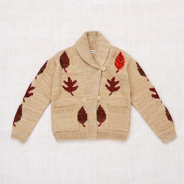 Falling Leaves Cardigan