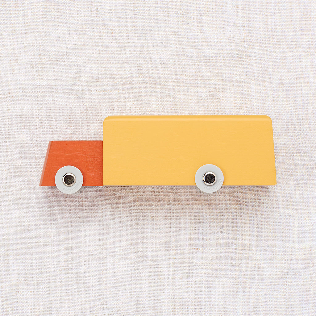 Wooden Toy Car #6