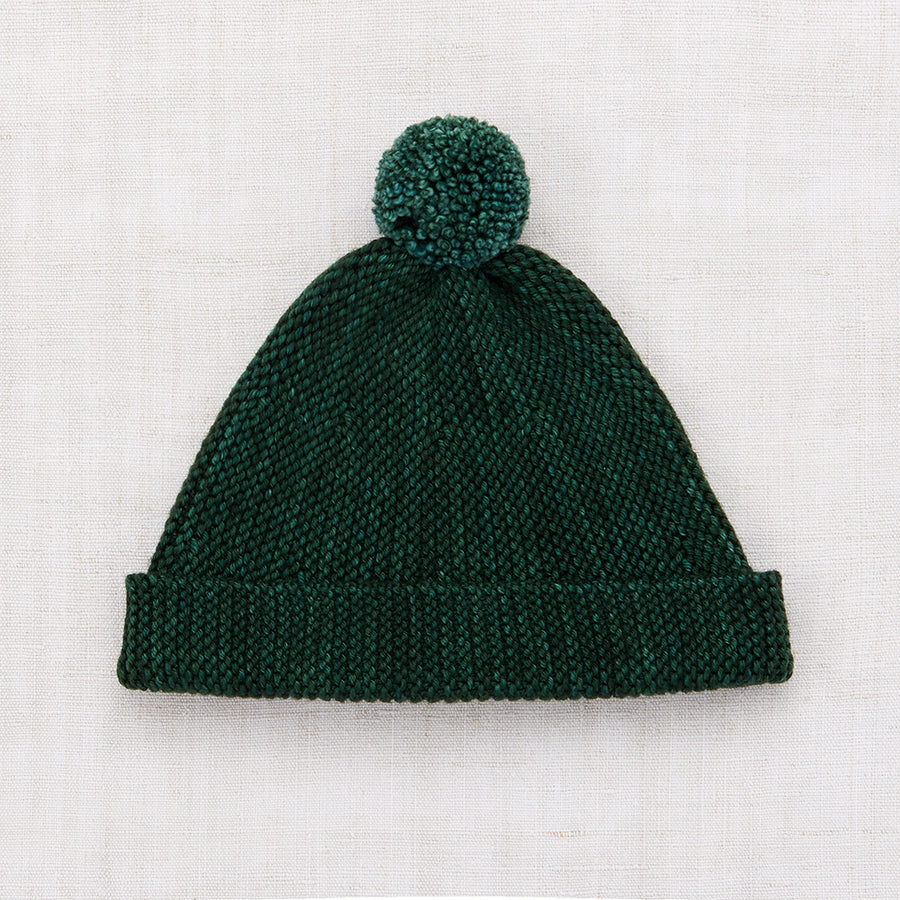 Garter Hat - Laurel