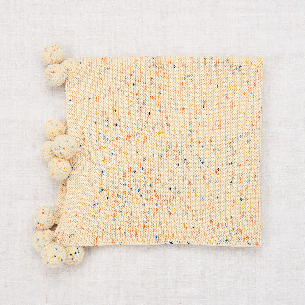 Heirloom Blanket - Primary Color Confetti