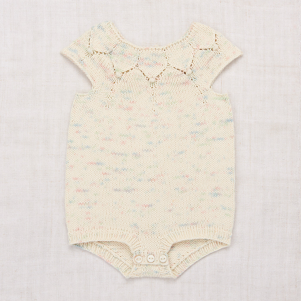 Confetti High Tide Romper