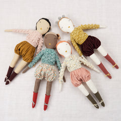 Jess Brown x Puff & Ploom Doll Izzy