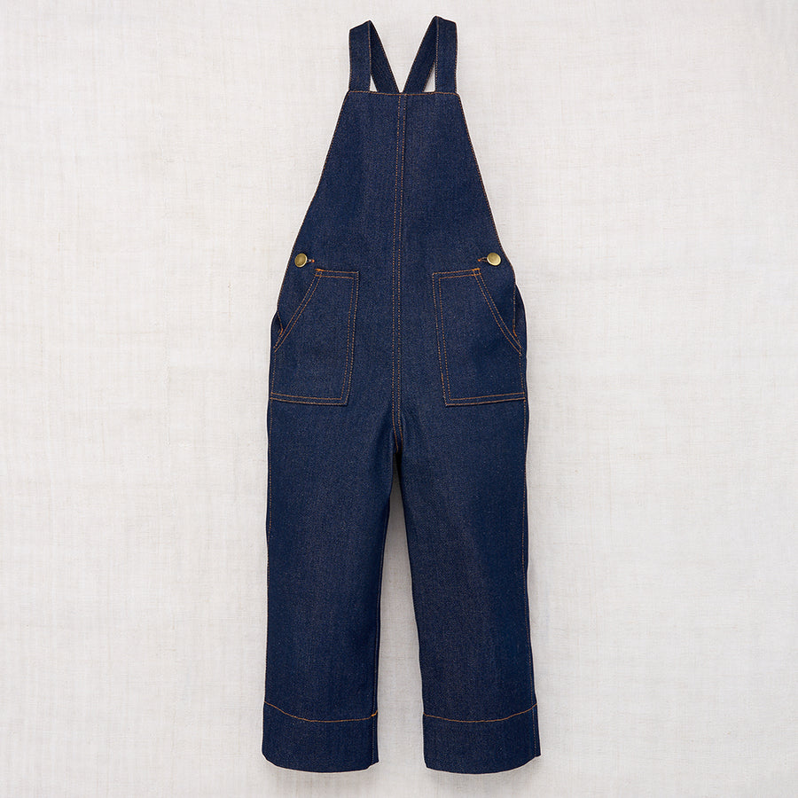 Everyday Overall - Raw Denim