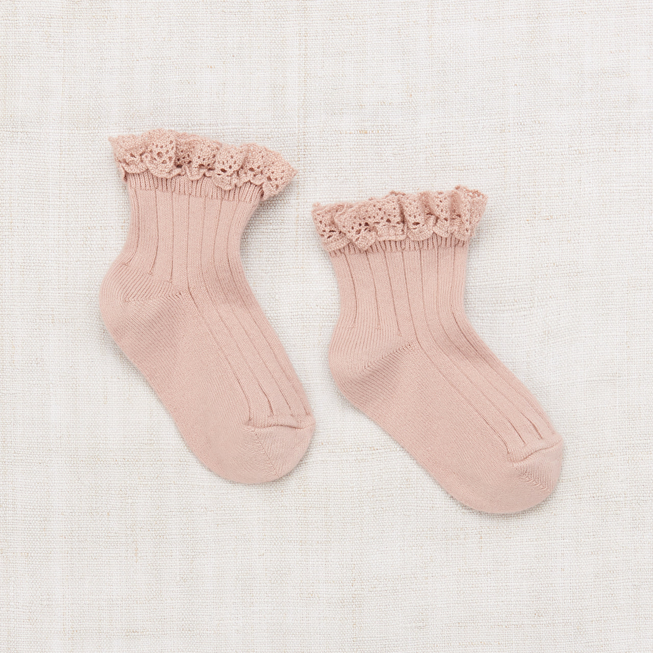 Lace Ankle Socks
