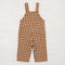 Lattice Canvas Overall