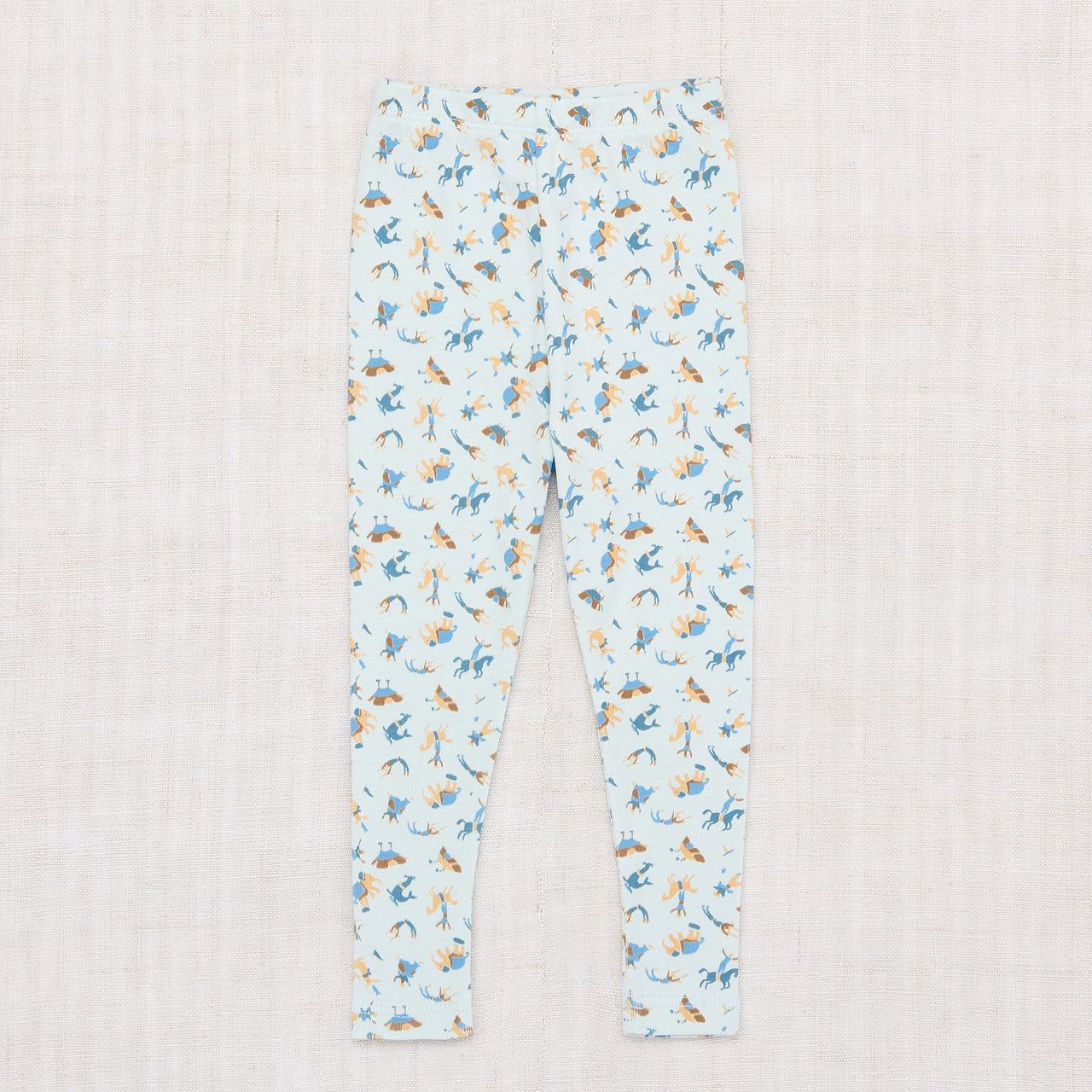 Layette Circus Print Leggings