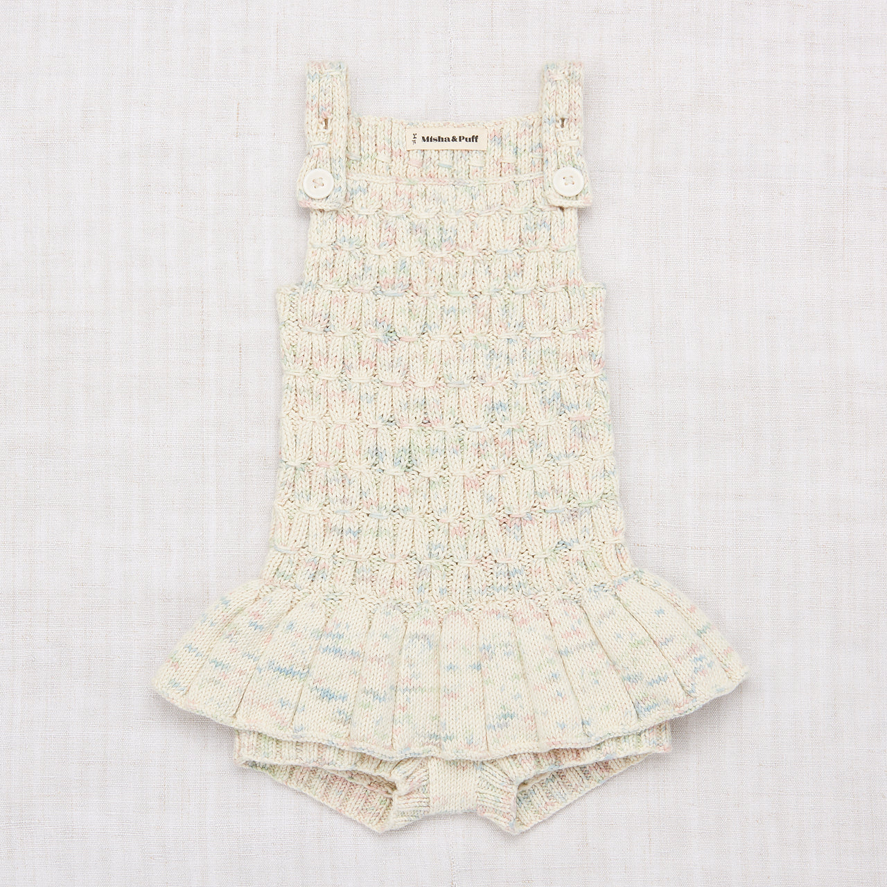 Lena Sunsuit - Faded Space Dye