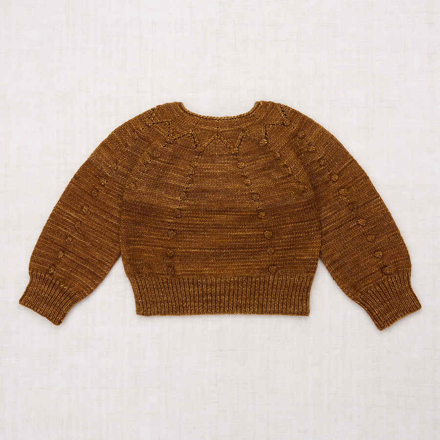 Linear Popcorn Sweater