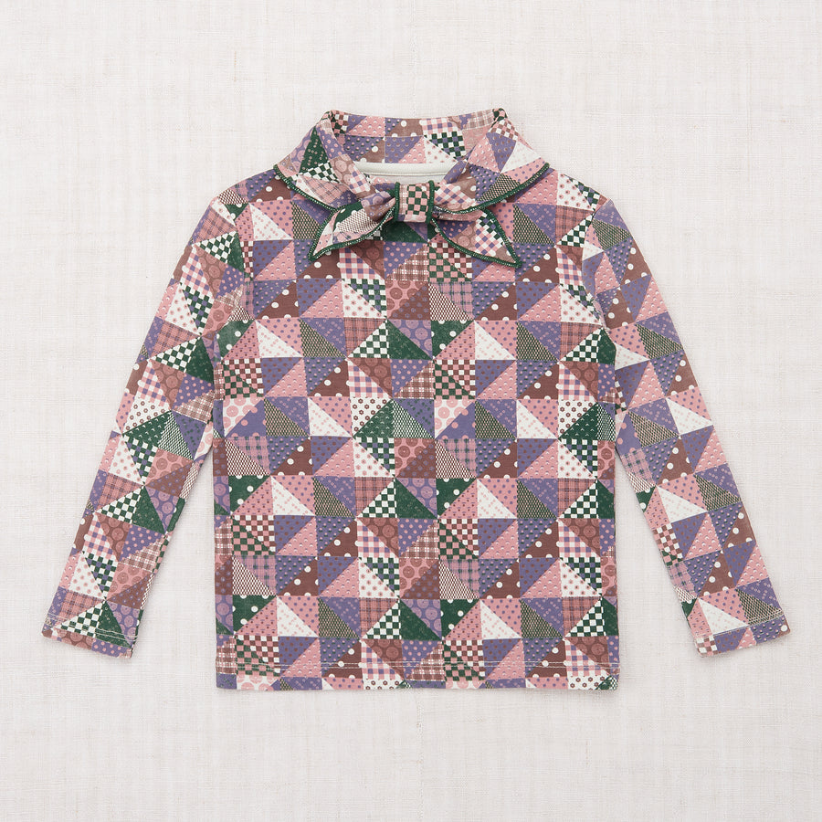 Patchwork Scout Top