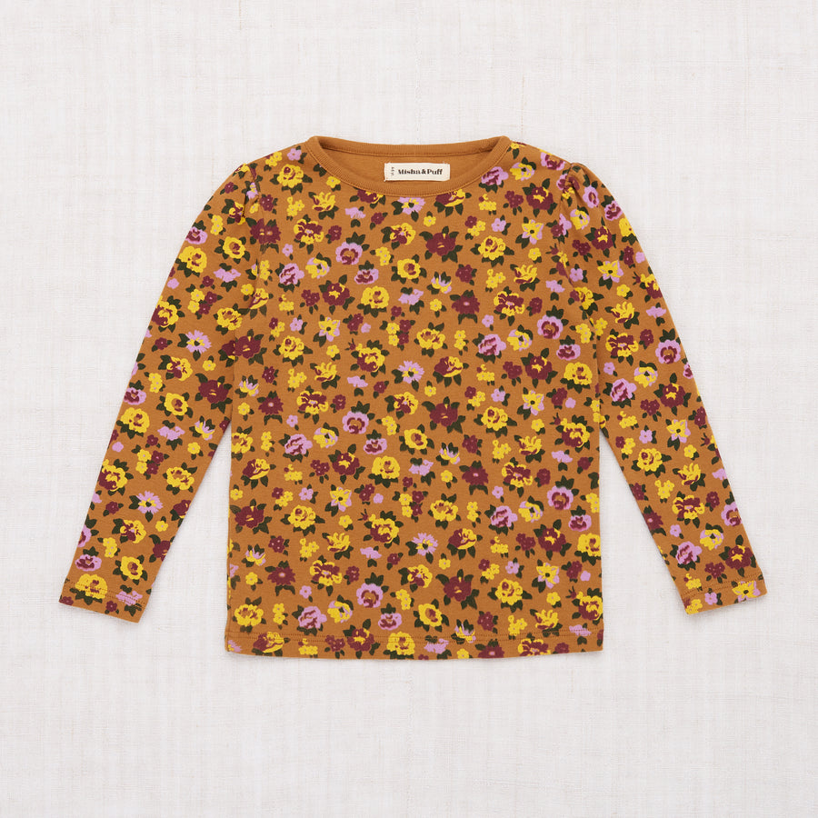 Brimfield Puff Sleeve Top