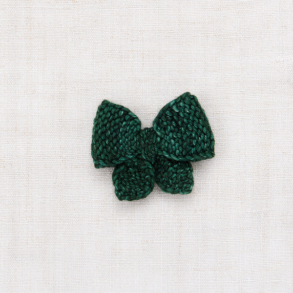 Medium Puff Bow - Laurel