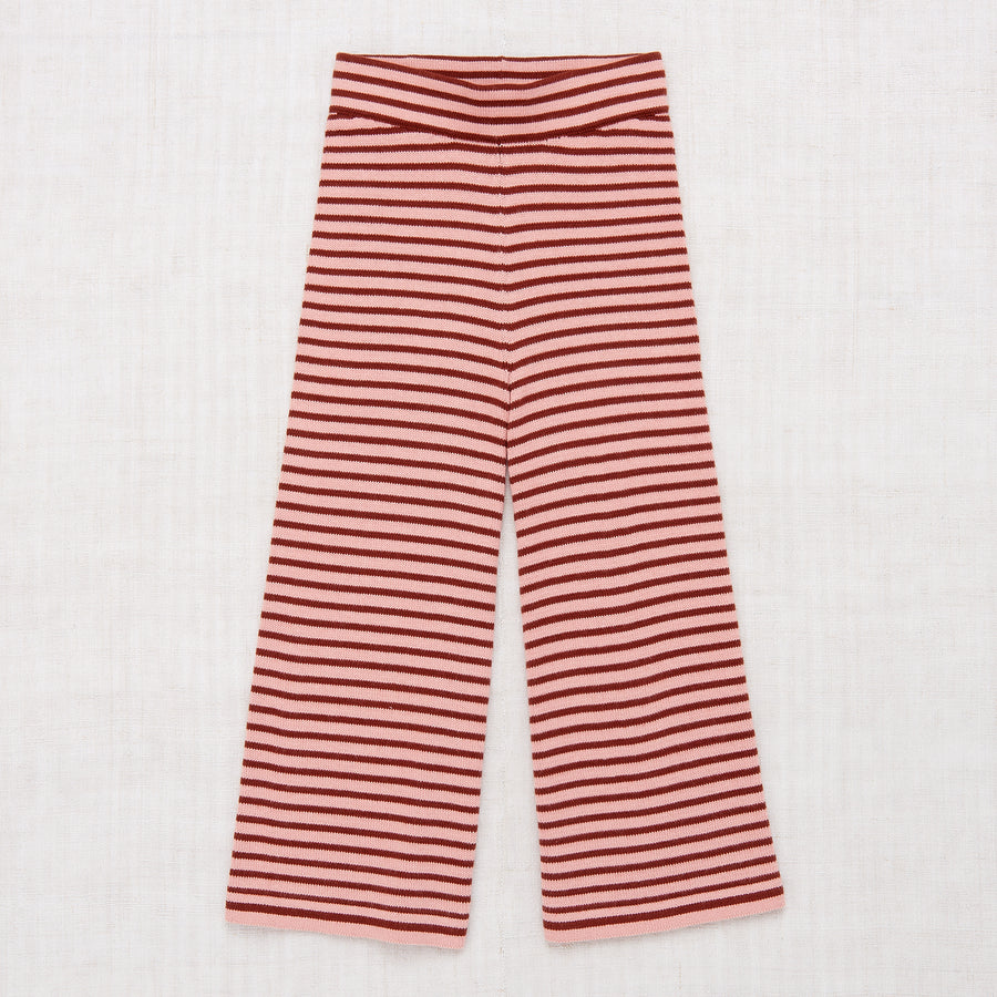 Mini Stripe Bell Pant
