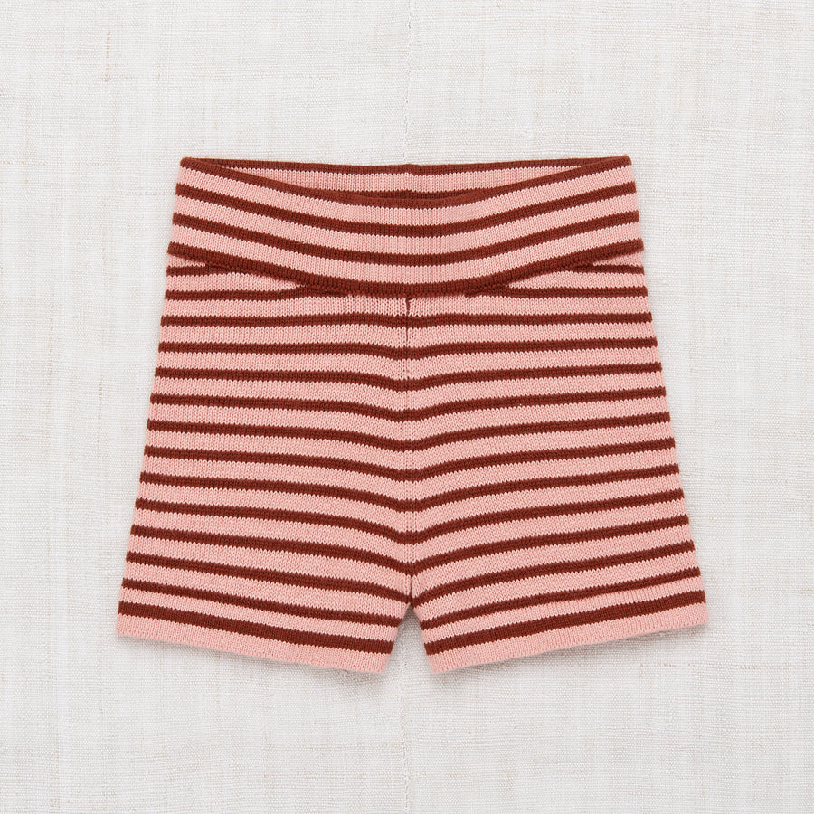 Mini Stripe Shorts