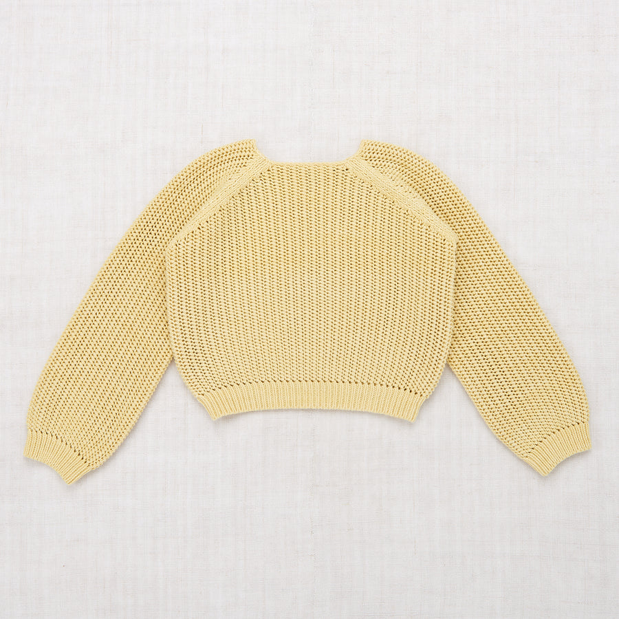 Net Stitch Sweater