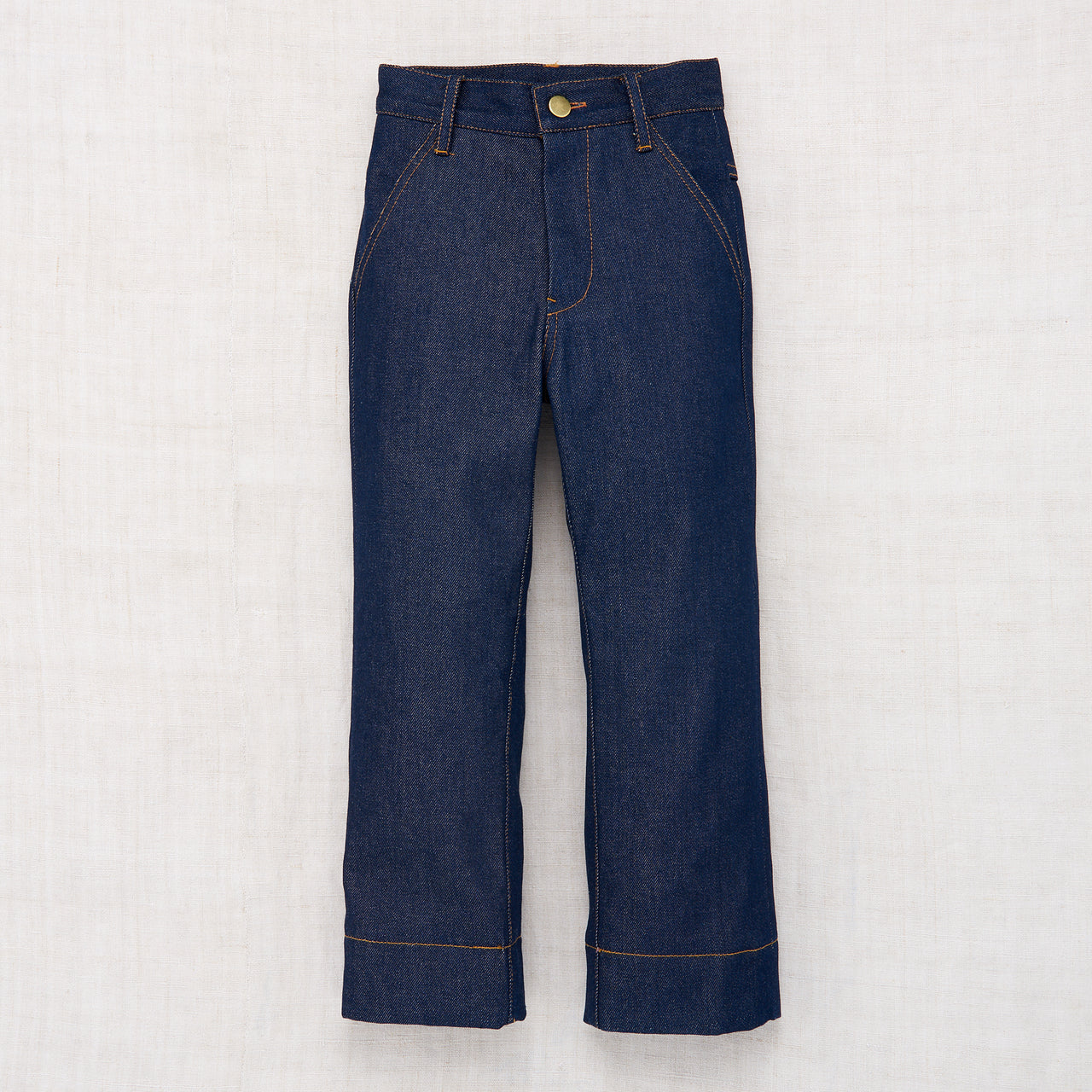 One Pocket Jean - Raw Denim