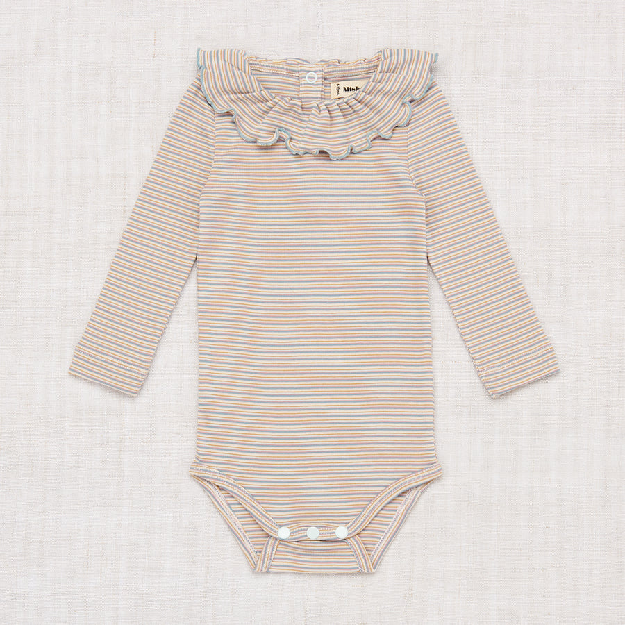 Layette Mini Stripe Paloma Onesie