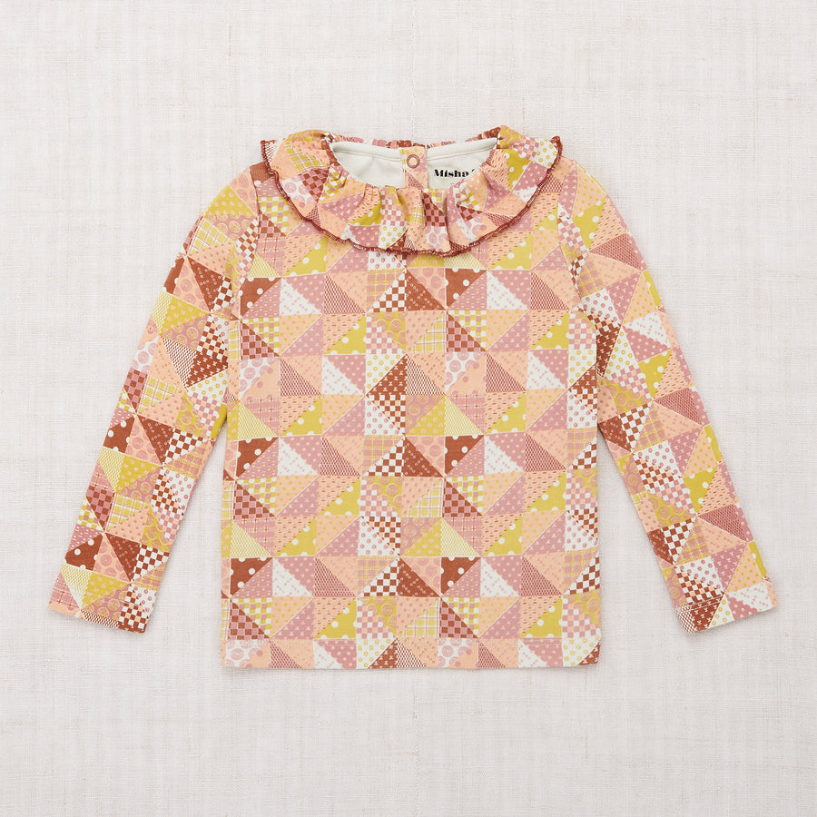 Patchwork Paloma Top