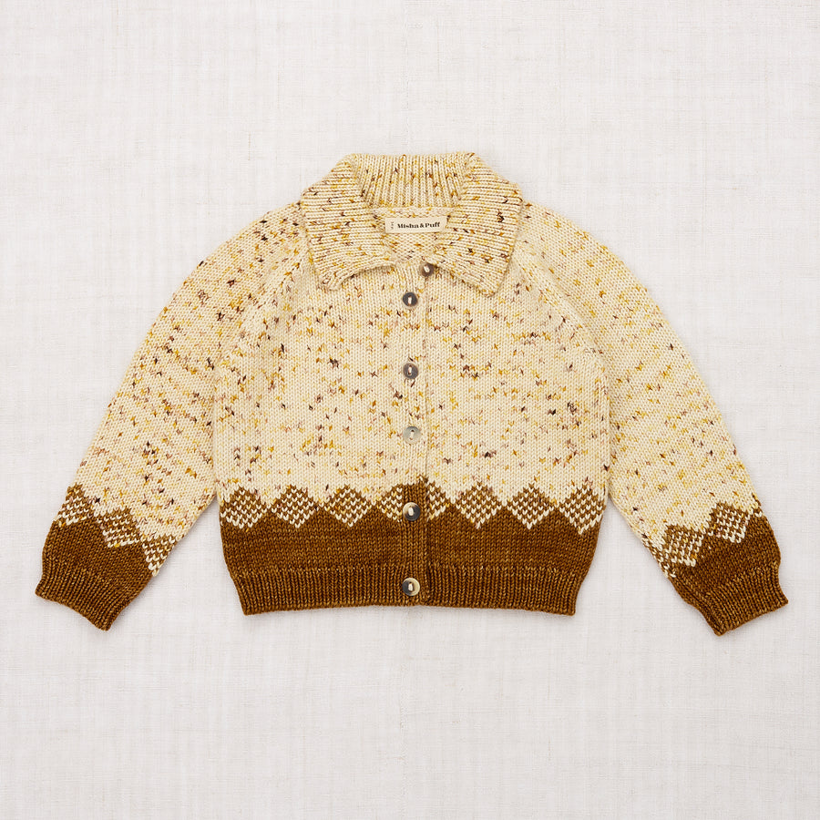 Pinecone Cardigan