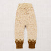 Pinecone Snowy Day Leggings