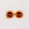 Pixie sunglasses - orange jelly