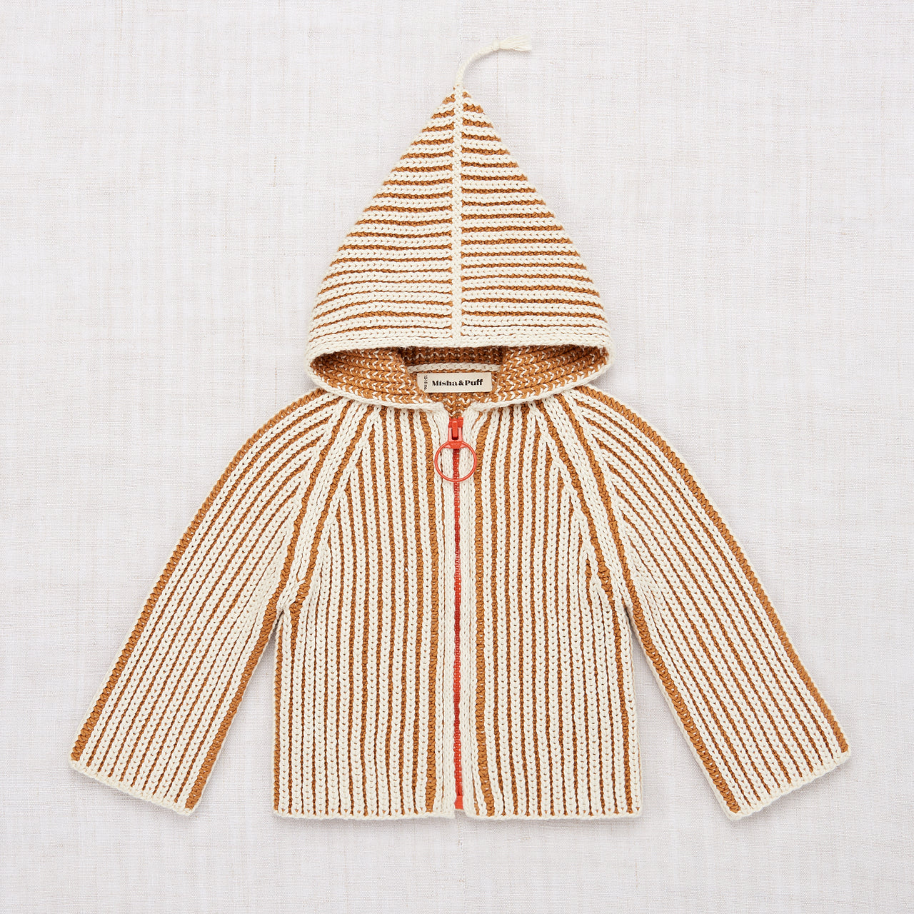 Plum Island Beach Jacket - Caramel