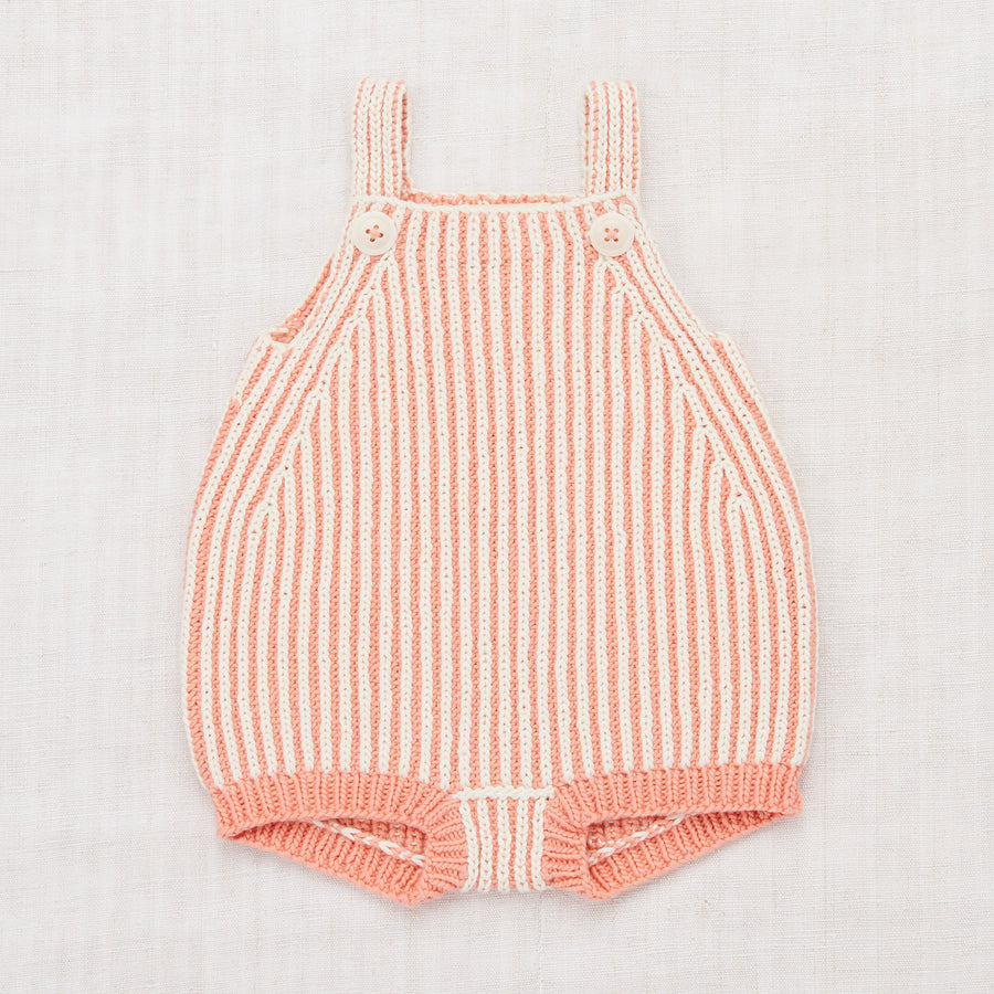 Plum Island Playsuit - Coral