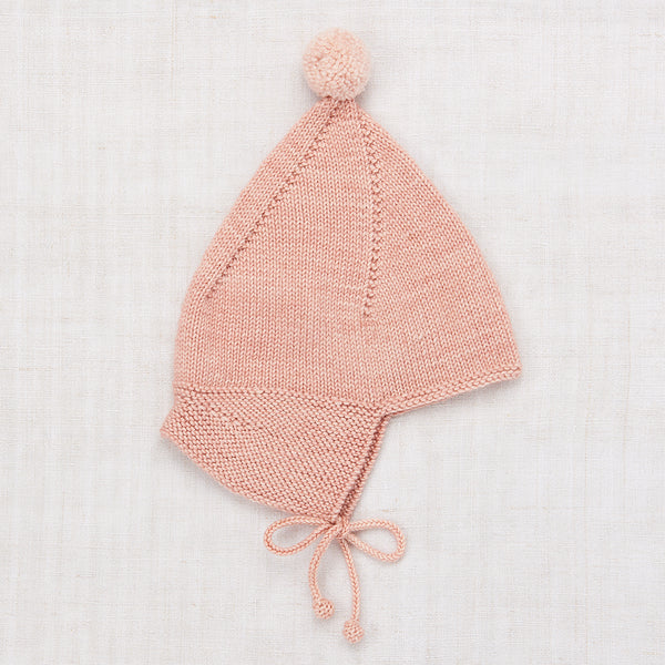 Pointy Peak Hat - Faded Rose