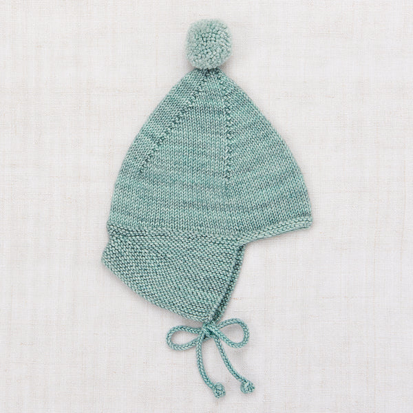 Pointy Peak Hat - Sage