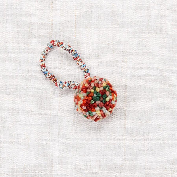 Pompom Hair Tie - Foliage Space Dye
