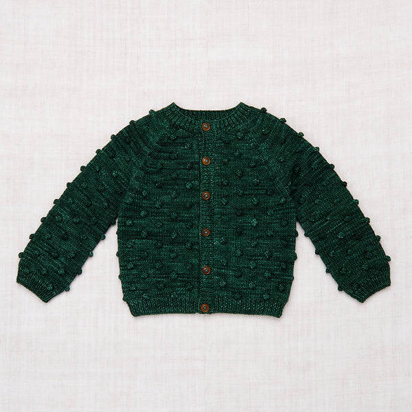 Popcorn Cardigan - Laurel