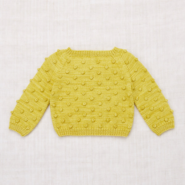 Popcorn Sweater / Dijon
