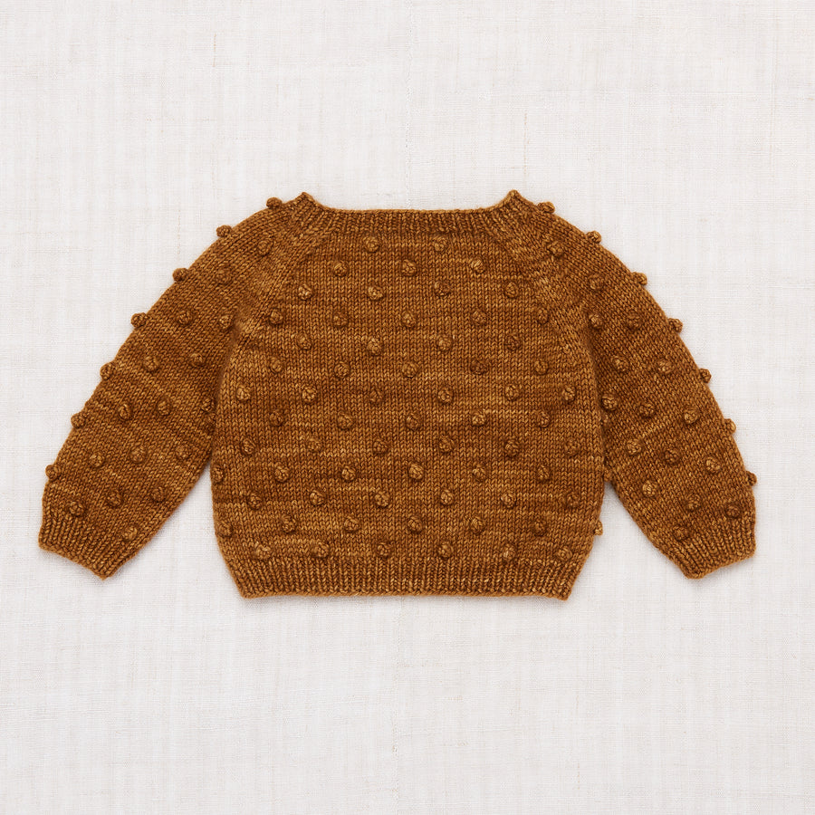 Layette Popcorn Sweater
