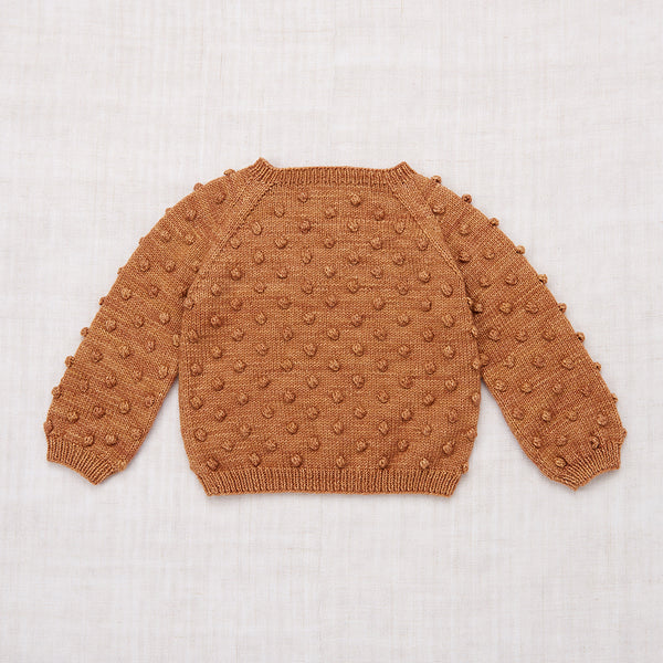 Popcorn Sweater / Rose Gold