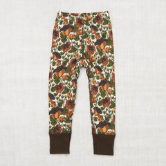Trumpet Flower Legging
