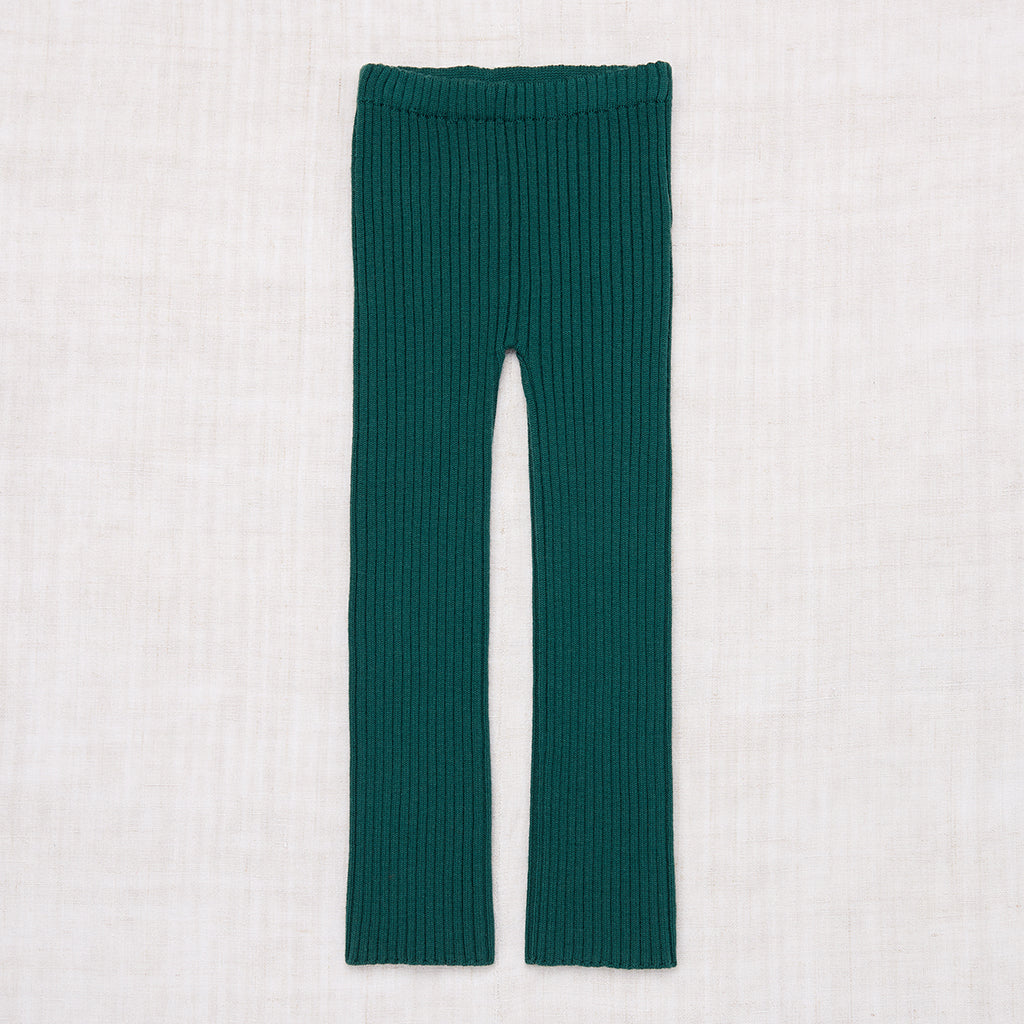 Rib Pants - Laurel